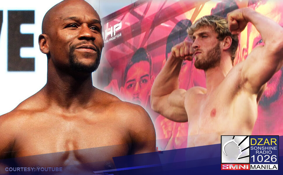 Floyd Mayweather-Logan Paul fight, inaasahang magiging mainit ngayon Hunyo 6