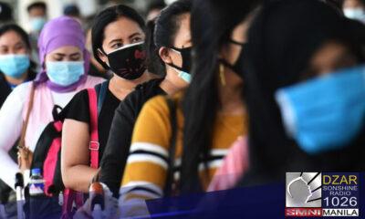 54 na runaway maids sa Dubai, inaresto ng pulisya sa panahon ng Ramadan