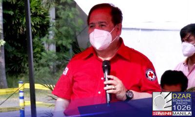 Inamin ni Sen. Richard Gordon na kinokunsidera nito ang muling pagtakbo sa pagkapresidente sa darating na 2022 elections.