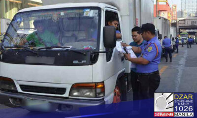 Light trucks ban sa EDSA, muling ipapatupad - MMDA