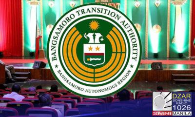 Isinusulong ng grupong 1Bangsa ang pagpapalawig sa Bangsamoro Transition Authority ng tatlong taon pa.