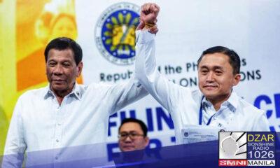 Isinaad ni Pastor Apollo C. Quiboloy na si Sen. Go ang close aide ni Pang. Rodrigo Duterte ang pinaka kwalipikado bilang presidente ng bansa.