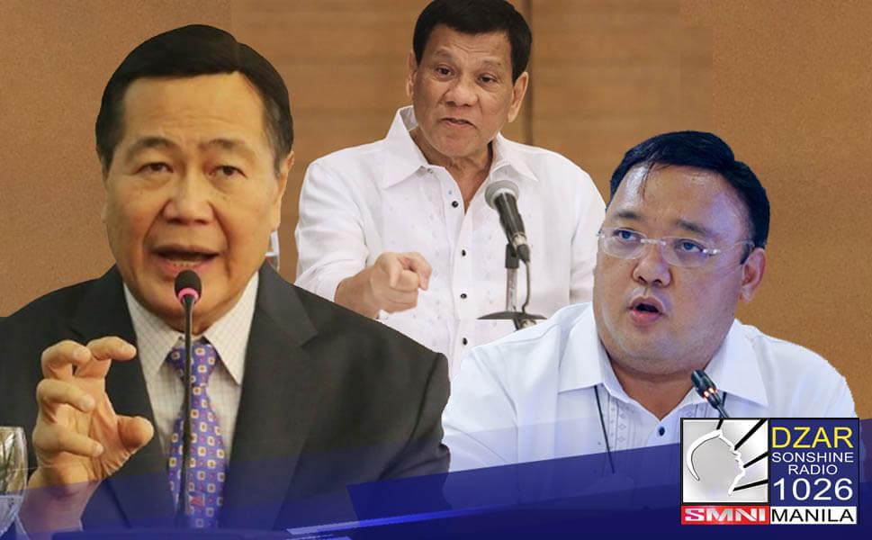 Hindi kaduwagan ang pag-atras ni Pangulong Rodrigo Duterte sa hamon nito na makipag- debate kay retired Supreme Court Senior Associate Justice Antonio Carpio ayon kay political analyst na si Austin Ong.
