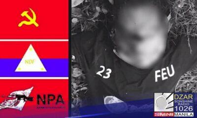 Hustisya, hindi maaasahan sa internal investigation ng CPP-NPA sa Masbate - DND