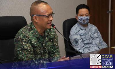 Itinalaga si Rear Admiral Adelius Bordado bilang susunod na Philippine Navy Chief.