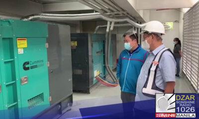 Pinatitiyak ngayon sa Manila Electric Company (Meralco) na hindi masasali sa rotational power supply ang mga lugar kung saan naroon ang Central Storage facility ng bansa para sa COVID-19 vaccines.