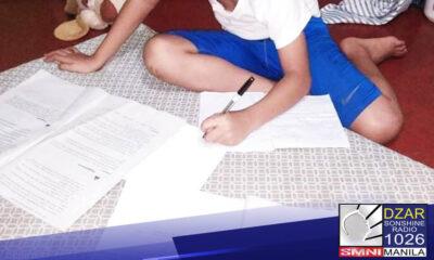Publisher at gumawa ng self learning modules na may salitang bastos, posibleng kasuhan