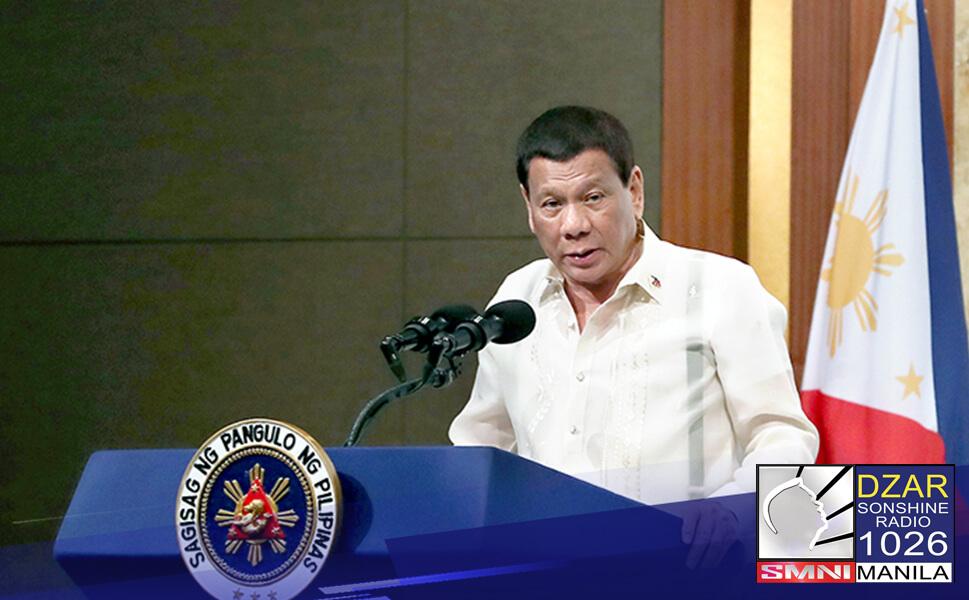 Isa sa mga isinusulong na reporma ni Pangulong Rodrigo Duterte ay ang pagpapaigting ng pagpapatupad ng katahimikan at kaayusan sa bansa.