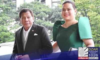 Inihayag ni pdp-laban vice chairman Alfonso Cusi na ang posibilidad na Duterte-Duterte tandem ay isang bagay na kailangang pag-aralan.