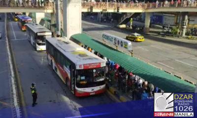 Simula bukas maniningil na ang mga bus mula ng ₱13 hanggang ₱61 na pamasahe sa EDSA bus carousel.