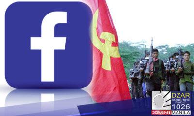 Ibinunyag ni National Task Force -ELCAC Undersecretary Lorraine Badoy sa kanyang FB post na nanganganib na itake-down ng Facebook