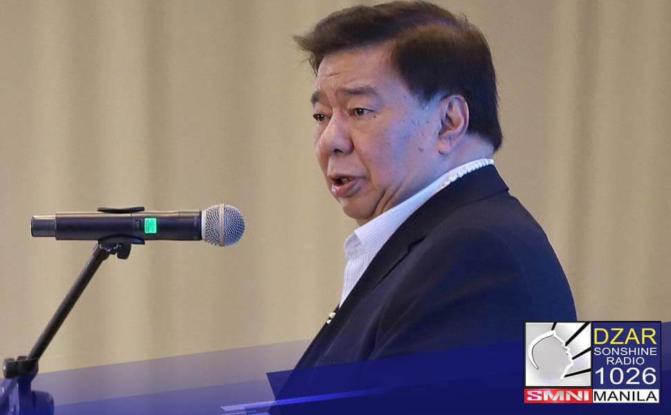 Pinuna ni Senate Minority Leader Franklin Drilon ang plano ng DBM na doblehin ang budget ng National Task Force to End Local Communist Armed Conflict (NTF-ELCAC) para sa taong 2022.