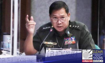 Inamin ni Southern Luzon Command Lt. Gen Antonio Parlade Jr. na nakaranas nang pang-aabuso mula sa kamay ng mga rebeldeng teroristang grupo na CPP-NPA-NDF.