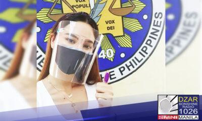 2018 Miss Universe Catriona Gray, hinihikayat ang lahat na magprehistro para sa 2022 national elections