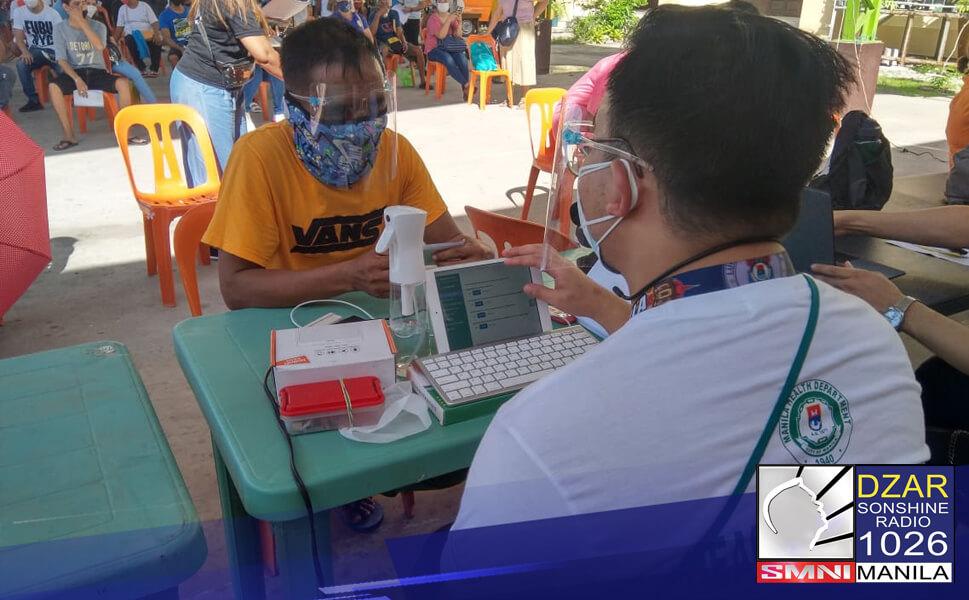 Sinimulan na ngayong araw ng Lungsod ng Maynila ang pagbabakuna sa A5 category o kabilang sa indigent population.