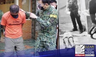 Pormal nang inalis sa serbisyo ng PNP si Police Master Sergeant Hensie Zinampan matapos barilin at mapatay ang isang babae sa Quezon City noong Mayo.