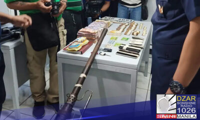 Patay ang isang high-value target at narco-politician matapos manlaban sa pulisya.
