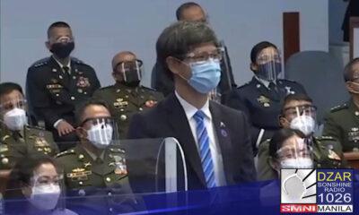Lusot na sa Commission on Appointments (CA) ang nominasyon ni Socio Economic Planing Chief Karl Kendrick Chua.