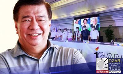 Hindi lang dapat Anti-Duterte platform ang isipin ng oposisyon sa darating na 2022 national elections.Senate Minority Leader Franklin Drilon.