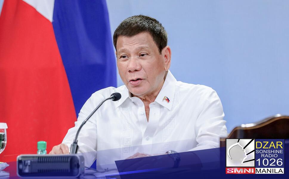 Kung hindi pa si Pangulong Rodrigo Duterte ang namuno sa Pilipinas, posibleng hindi ganito ang estado ng bansa ngayon.