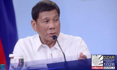Hinikayat ni Pangulong Rodrigo Duterte ang kanyang mga kapartido sa Partido Demokratiko Pilipino-Lakas ng Bayan na magkaisa para sa interes ng bansa.