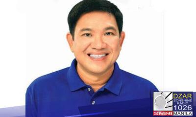 """Kumpirmadong nakaligtas sa tangkang pag-ambush si dating Camarines Sur 1st District Rolando """"Nonoy"""" Andaya kaninang umaga."""