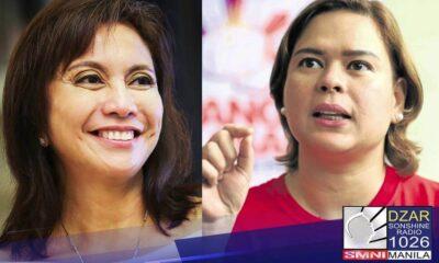 Davao Mayor Sara Duterte, binuweltahan si VP Robredo sa naging pahayag nito sa sitwasyon ng COVID-19 sa Davao