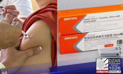 Ikinatuwa ng Malakanyang ang ulat na napasama na rin ang China-made vaccine na Sinovac sa Emergency Use Listing (EUL) ng World Health Organization (WHO).