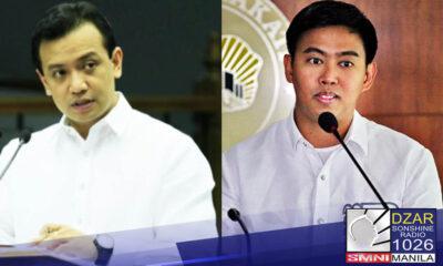 'No one is above the law.'Ito ang iginiit ni Pastor Apollo C. Quiboloy kasunod ng paghatol ng guilty sa kasong libel laban kay dating Senador Trillanes IV