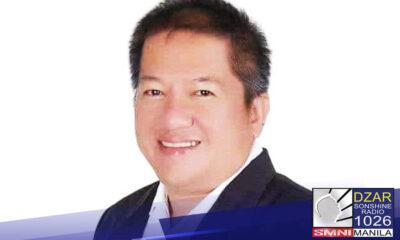 Pormal nang umupo bilang gobernador ng Davao del Sur si Vice Governor Marc Douglas Cagas matapos mamatay ang ama nito dahil sa COVID-19.