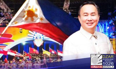 Suporta ng pamahalaan sa mga atletang Pinoy, sapat – Rep. Tolentino