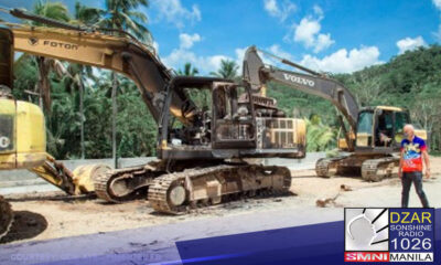Nagpapakita ng kawalan nang respeto sa buhay at batas ang New People's Army (NPA) ang ginawa nilang pag-atake sa isang construction site sa Surigao del Sur.