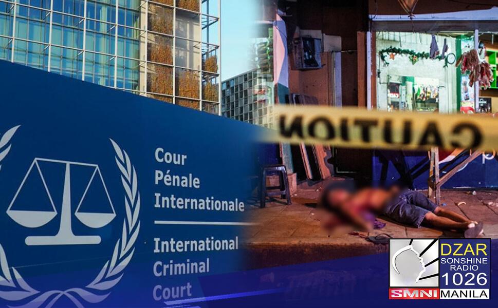 Iginiit ng Malacañang na walang hurisdiksyon ang International Criminal Court (ICC) para sa full investigation sa war on drugs ng pamahalaan.