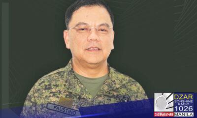 Nagtalaga na ng susunod na Chief of Staff ng Armed Forces of the Philippines (AFP) si Pangulong Rodrigo Duterte.