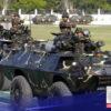 AFP modernization program, itutulak sa 11 buwan sa pwesto ng pangulo
