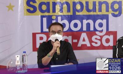 """We can do better"" Ito ang paninindigan house speaker at Taguig City Congressman Alan Peter Cayetano."