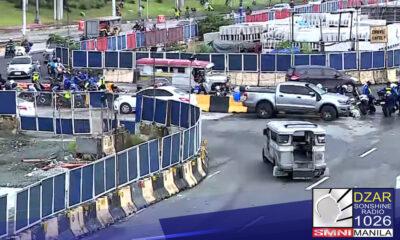 UPANG maiwasan ang mabigat na daloy ng trapiko ngayong araw, inabisuhan ang mga motorista na daanan ang mga alternatibong ruta ng MMDA