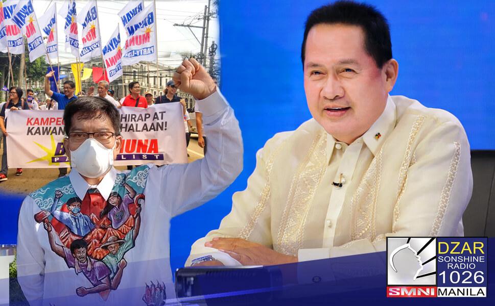 Kinuwestiyon ni Rev. Dr. Apollo C. Quiboloy ang kakayahan at mga nagawa sa bansa ni Bayan Muna Representative Ferdinand Gaite.