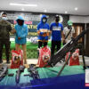 Sumuko ang apat na miyembro ng Bangsamoro Islamic Freedom Fighters (BIFF) sa Maguindanao.