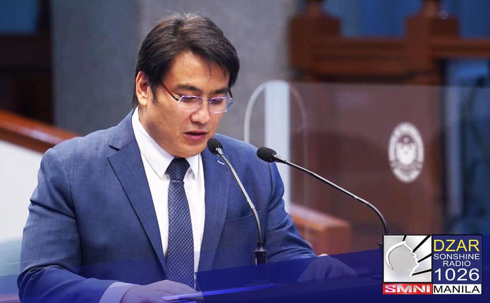 """Nagpaabot nagpasasalamat si Senator Ramon """"Bong"""" Revilla Jr. sa publiko na patuloy na nagmahal, nanalangin, at nagbigay ng tiwala at suporta sa kanya."""