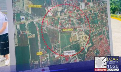 Aasahan ang mas mabilis na pagbibiyahe mula sa Calamba patungong Manila at Clark, Pampanga.