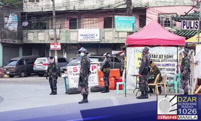 May malaking tsansa na ibalik ang mas mahiggpit na restriction sa bansa dahil sa pinangangabahang pagkalat ng mas nakakahawang Delta variant.