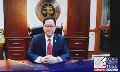 Kinumpirma ni Justice Secretary Menardo Guevarra na naisumite na niya kay Pangulong Duterte ang midyear summary report ng Task Force Against Corruption