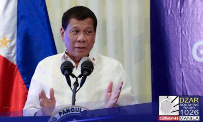 """Inihayag ni Senator """"Koko"""" Pimentel III na nanunukso lamang si Pang. Rodrigo Duterte ng sabihin nito na tatakbo ito sa pagkabise presidente para makaiwas sa kaso."""