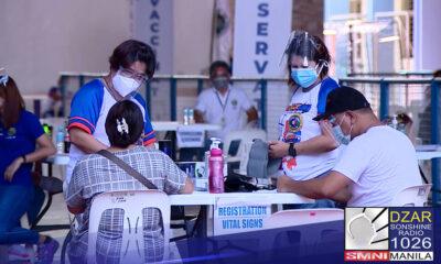 Abot kamay na sa Marikina ang herd immunity kontra COVID-19 ngayong panahon ng Kapaskuhan.