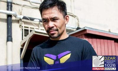 Nangako si Sen. Manny Pacquiao na maglalabas ito ng mga video at audio recordings para patotohanan ang kaniyang mga sinabing korupsiyon