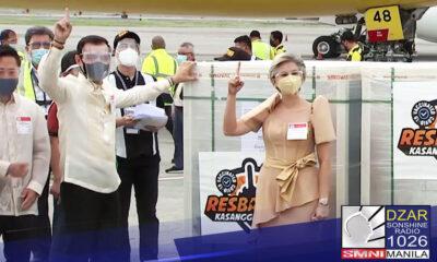 360K dosis ng bakuna sa Maynila, wala pang certificate of anaylsis – Mayor Isko
