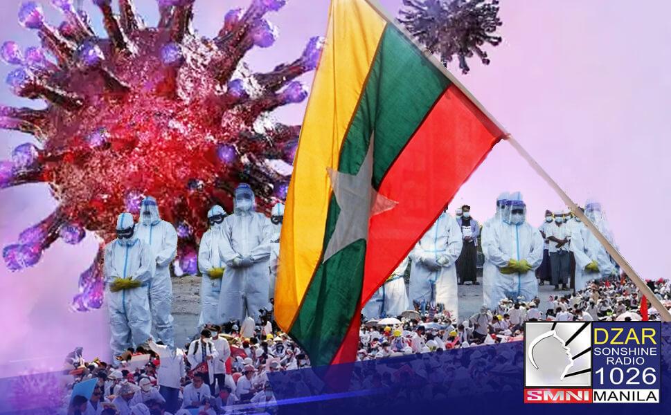 Idineklara na ng Department of Foreign Affairs (DFA) ang alert level 4 sa Myanmar dahil sa pagtaas ng mga kaso ng Delta variant ng COVID-19 doon.