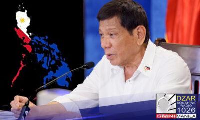 Kinilala sa Kamara ang legislative achievements o ang mga panukalang naisabatas sa ilalim ng Duterte Administration