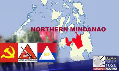 Hindi na magtatagal at matitibag na rin ang kuta ng mga militante at rebeldeng grupo ng CPP-NPA-NDF sa malaking bahagi ng Northern Mindanao at Caraga Region.